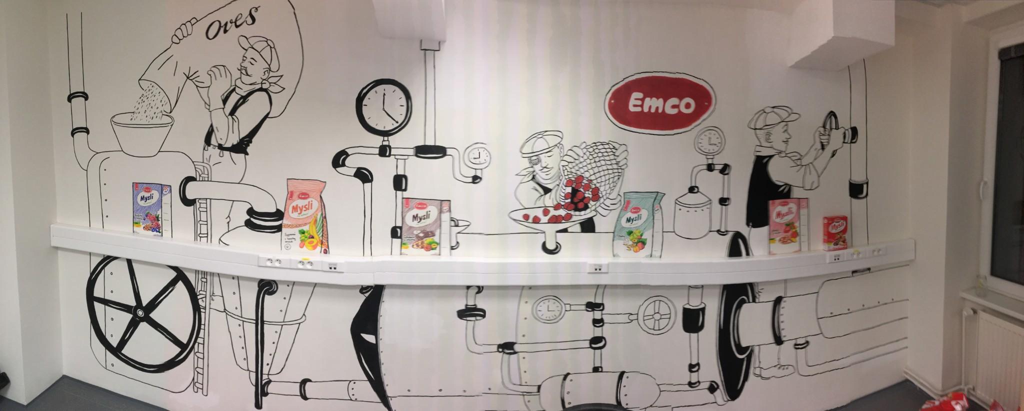EMCO walldesign