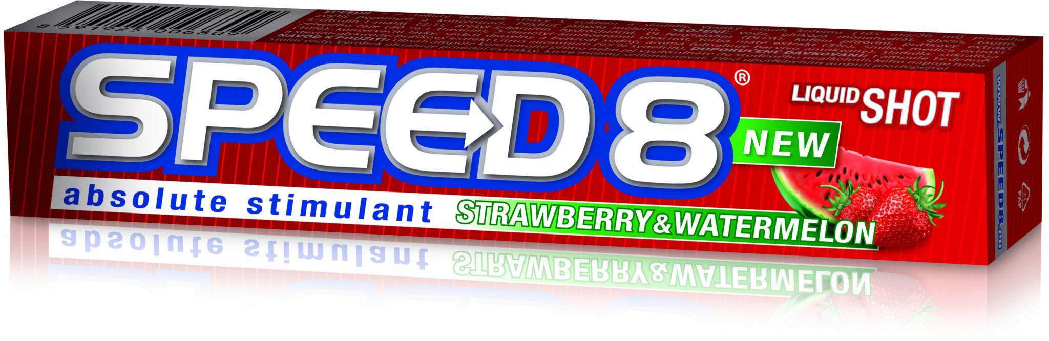 Nové krabičky Speed8 v tisku
